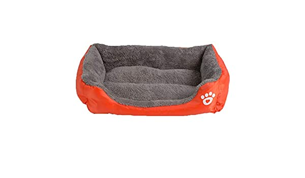 ... Kennels & Pens - 9 Colors Paw Pet Sofa Dog Beds Waterproof Bottom Soft Fleece Warm Cat Bed House Petshop Dropshipping cama perro - by ...