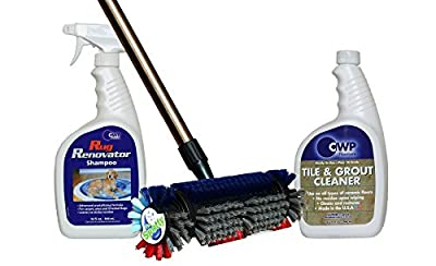 The Spotty Carpet & Tile Cleaning Kit