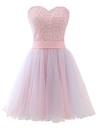 in stock short prom dresses - 6