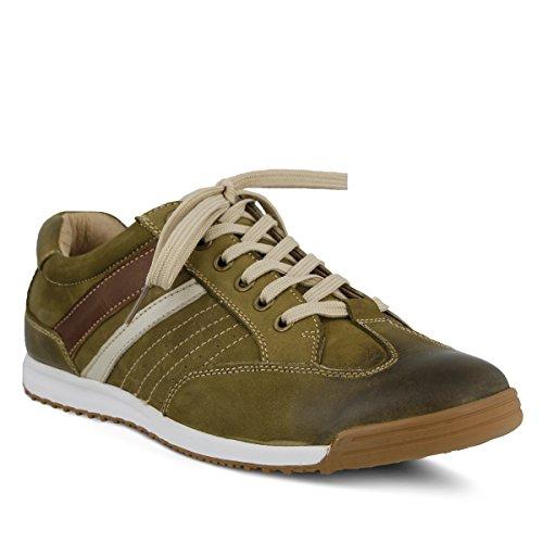 Printemps Étape Mens Phénoménal Sneaker Olive