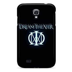 Samsung Galaxy S4 QsK12930eXkG Provide Private Custom High Resolution Dream Theater Band Pictures Scratch Protection Hard Phone Cover -AlissaDubois