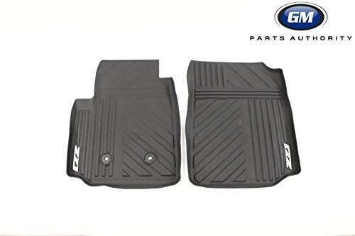 OEM NEW Front All Weather Premium Floor Mats w/ Z71 Logo 15-