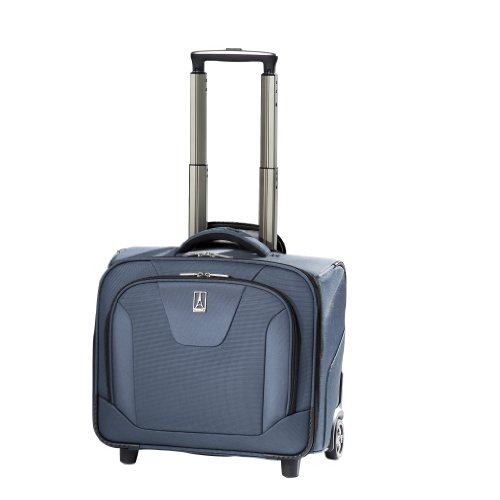 Travelpro Luggage Maxlite 2 Rolling Tote, Ocean Blue, One Size, Bags Central