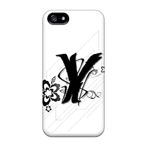 New Style Case Cover KJI14654QmqR Alpha Y Compatible With Iphone 5/5s Protection Case
