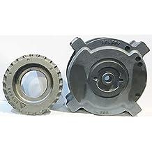 Blastrac 497778 Wheelabrator Tune-Up Wheel Kit for Shot Blaster, Includes 493699 and 483701