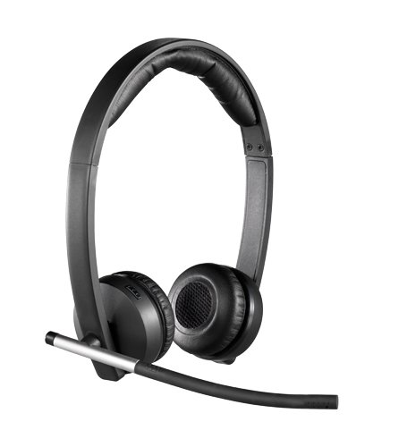 Logitech Wireless Headset Dual H820e schwarz