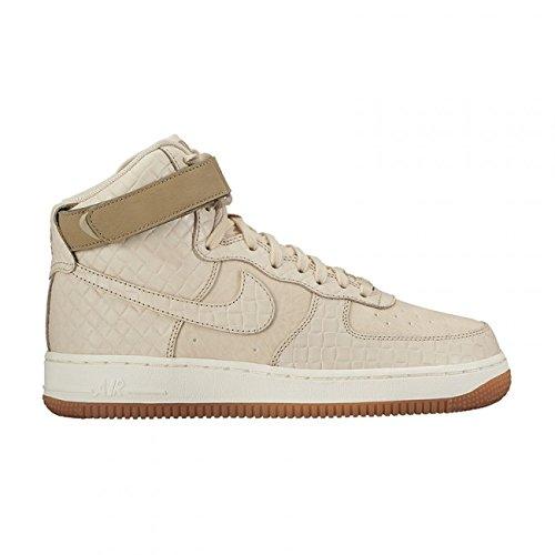 Nike Air Force 1 High Premium Oatmeal Womens Style: 654440-112 Size: 6