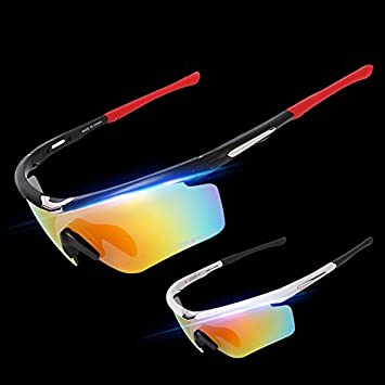 Gafas de sol polarizadas 3 lentes de bicicleta carretera MTB bicicleta ciclismo bici velo gafas gafas