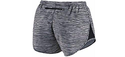reflective Running black Da Tempo Silver Equilibrium Modern Black Nike Shorts C8xwvRTqn