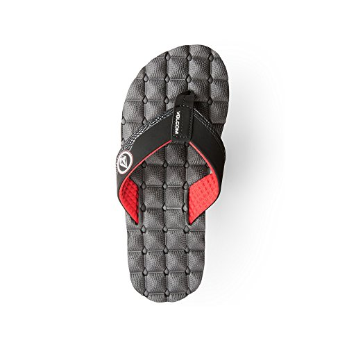 a83cb191e466 Amazon.com  Volcom Mens Recliner Sandal  Shoes