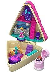 Polly Pocket Torta della Festa, Playset con Due Bambole e Accessori, Giocattolo per Bambine 4+ Anni, GFM49