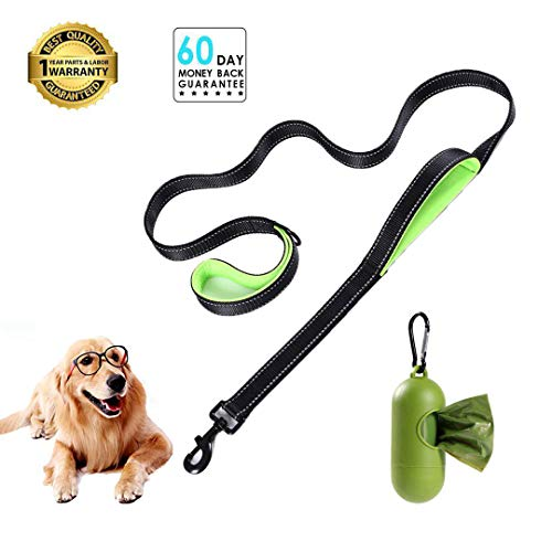 Padded Handle Dog leashes Long