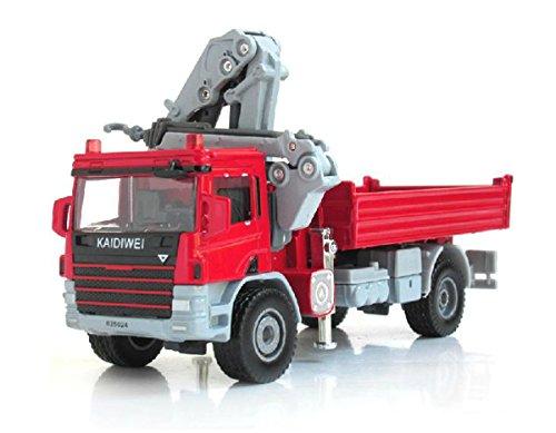 Man Crane Truck - 5