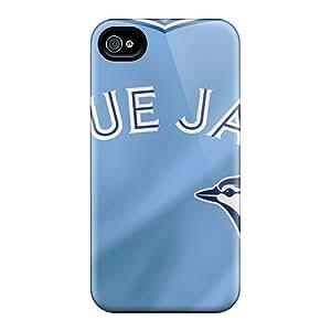 CharlesPoirier Iphone 6plus Protector Hard Phone Cover Custom High Resolution Toronto Blue Jays Pattern [SgD16358dMpQ]