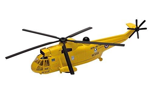 Raf Sea King Helicopter - Westland RAF Sea King Search & Rescue Helicopter Corgi Aviation Showcase CS90625 NKS