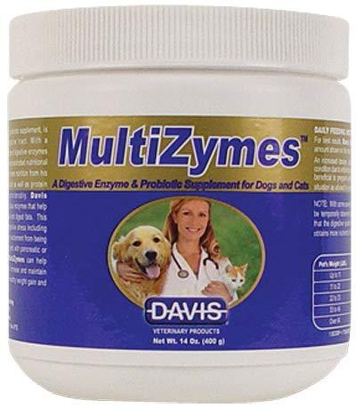 Davis MultiZymes Nutritional Supplement, 14 oz by Davis