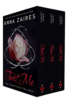 Twist Me: The Complete Trilogy by [Zaires, Anna, Zales, Dima]