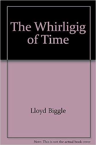 Téléchargement gratuit ebook epub The Whirligig of Time by Lloyd Biggle PDF DJVU 0385132115