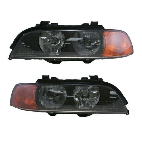 Fleetwood Pace Arrow 2003 RV Motorhome Pair (Left & Right) Replacement Front Headlights with ()