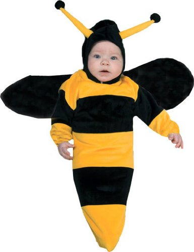 Lil Bumble Bee Baby Infant Costume - Newborn