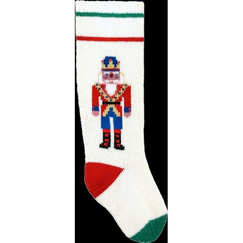 Googleheims Christmas Stocking Kit White Nutcracker