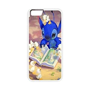 Custom High Quality WUCHAOGUI Phone case Lilo & Stitch - Ohana Means Family Protective Case For Apple Iphone 6 Plus 5.5 inch screen Cases - Case-18
