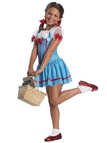 Wizard of Oz, Dorothy Dress Costume - ()