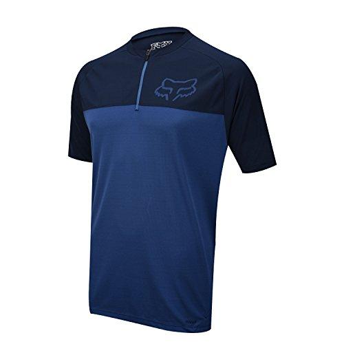 Fox Men's Ranger Jersey, Blue, Small