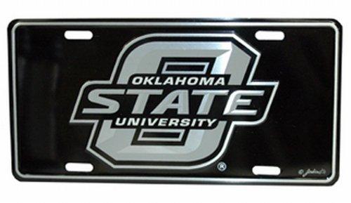 NCAA Oklahoma State Cowboys Car Tag Elite