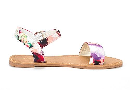 Sandales Avec Sangle Cherie Marine Esprit 7YomIXC