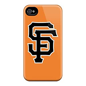 New Fashion Premium Tpu Cases Covers For Iphone 6 Plus - Baseball San Francisco Giants