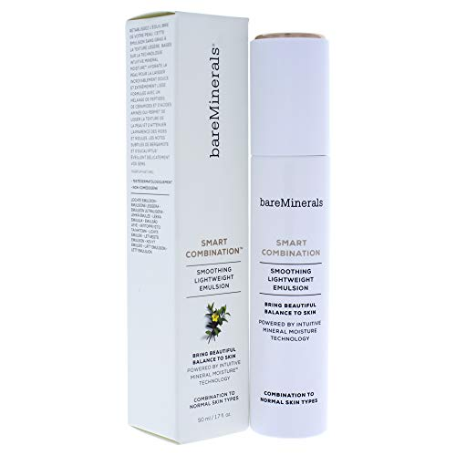 - bareMinerals Smart Combination Lightweight Emulsion, 1.7 Ounce