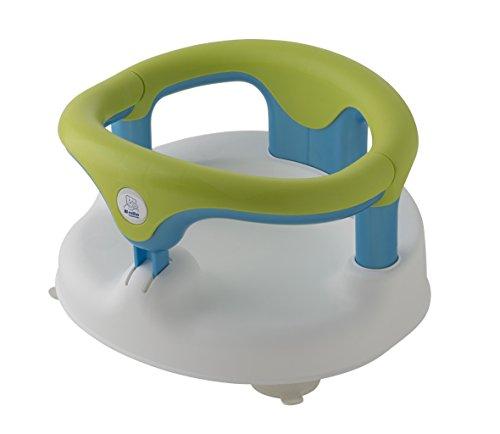 Rotho Babydesign 20429 0220 01 Badesitz, Komfortabler Halt beim Baden und Duschen