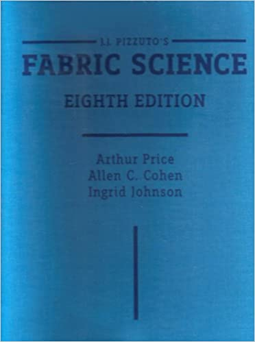 Jj pizzutos fabric science 8th edition joseph j pizzuto jj pizzutos fabric science 8th edition 8th edition fandeluxe Gallery