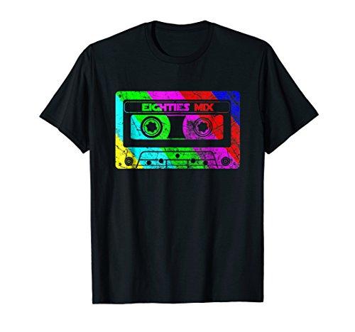 Vintage Retro Music Cassette Tape Mixtape T-Shirt -