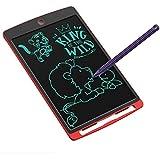 NEXGADGET Tableta Gráfica de Escritura LCD 8.5 Pulgadas Dibujo Digital y Gráficos sin Papel Pizarra de Mensaje Memo con Lápiz Electrónico para Niños y Adultos