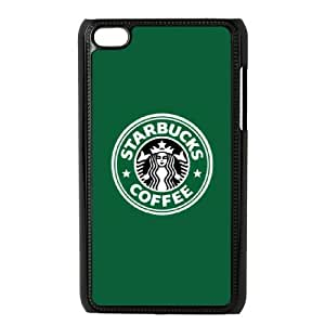 DIY Phone Cover Custom Starbucks For Ipod Touch 4 NQ2943527