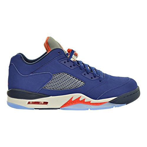 b507c100d48 ... wholesale mens nike air jordan 5 retro low basketball shoes royal blue  819171 417 30 390b1