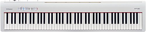 Roland FP-30 88-key Portable Digital Keyboard with