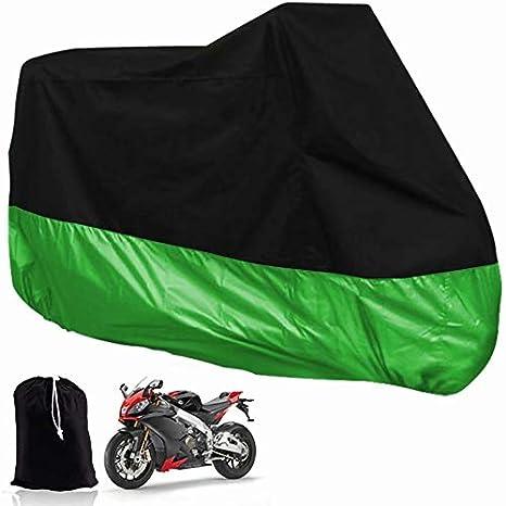 YIHGJJYP 210D Prueba de Agua al Aire Libre de la Motocicleta de ...