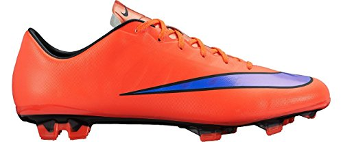 Nike  Mercurial Veloce II FG - Zapatillas de fútbol para Hombre bright crimson violet black 650