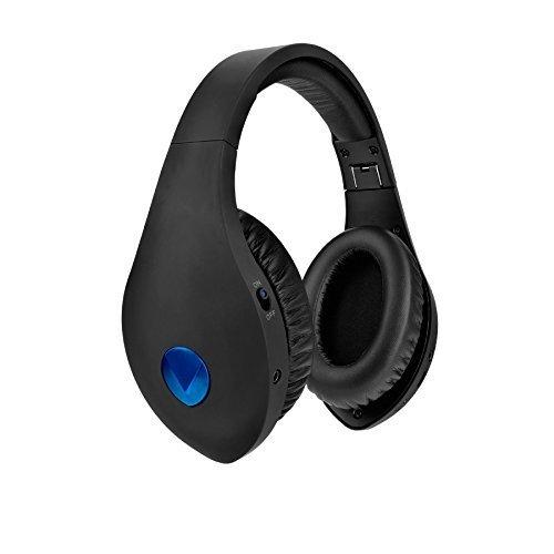 vQuiet Over-Ear Noise Cancelling Headphones (Matte Black) by Velodyne vQuiet