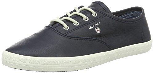 Gant New Haven, Women's Low-Top Sneakers Blue (Navy)