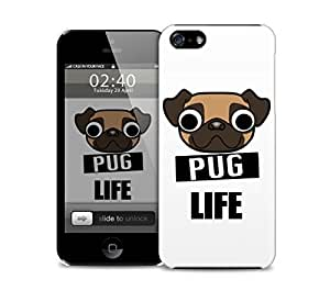 pug life iPhone 5 / 5S protective case