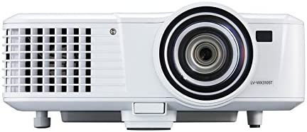Canon LV-WX310ST - Proyector (1280 x 800, 3100 lúmenes, USB, HDMI ...