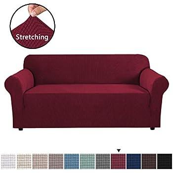 Amazon.com: Argstar - Funda para sofá (elastano, ligera ...