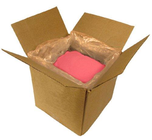 Paragon Magic Cotton Candy Floss, 25-Pound Bulk Bag (Cherry)