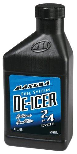 Maxima 88908 Fuel De-Icer - 8 oz. Bottle