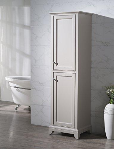 Stufurhome Arianny Linen Cabinet, 19.7″