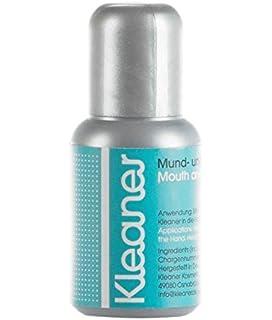Limpiador de toxinas salivares Kleaner